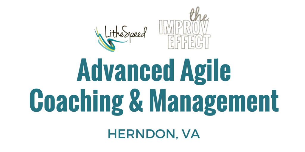 Advanced Agile Coaching and Management