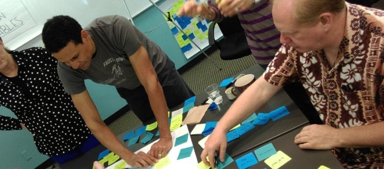 LitheSpeed with post its