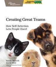 Cover image for Creating Great Teams