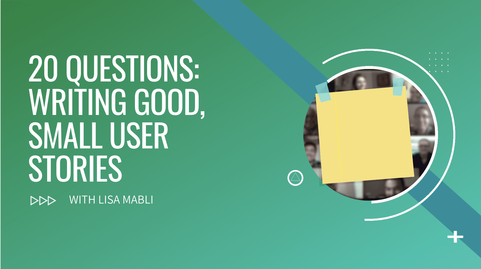 20 Questions: User Stories