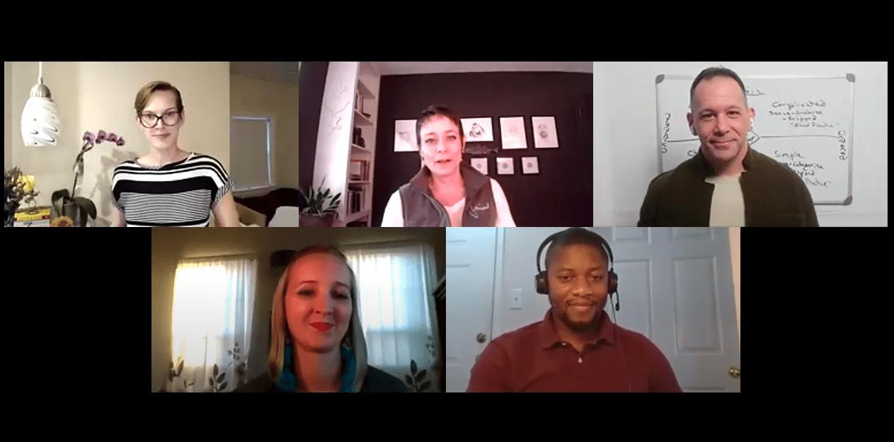 DC Lean+Agile Meetup: Servant Leadership in a Virtual World – A Conversation with Scrum Masters