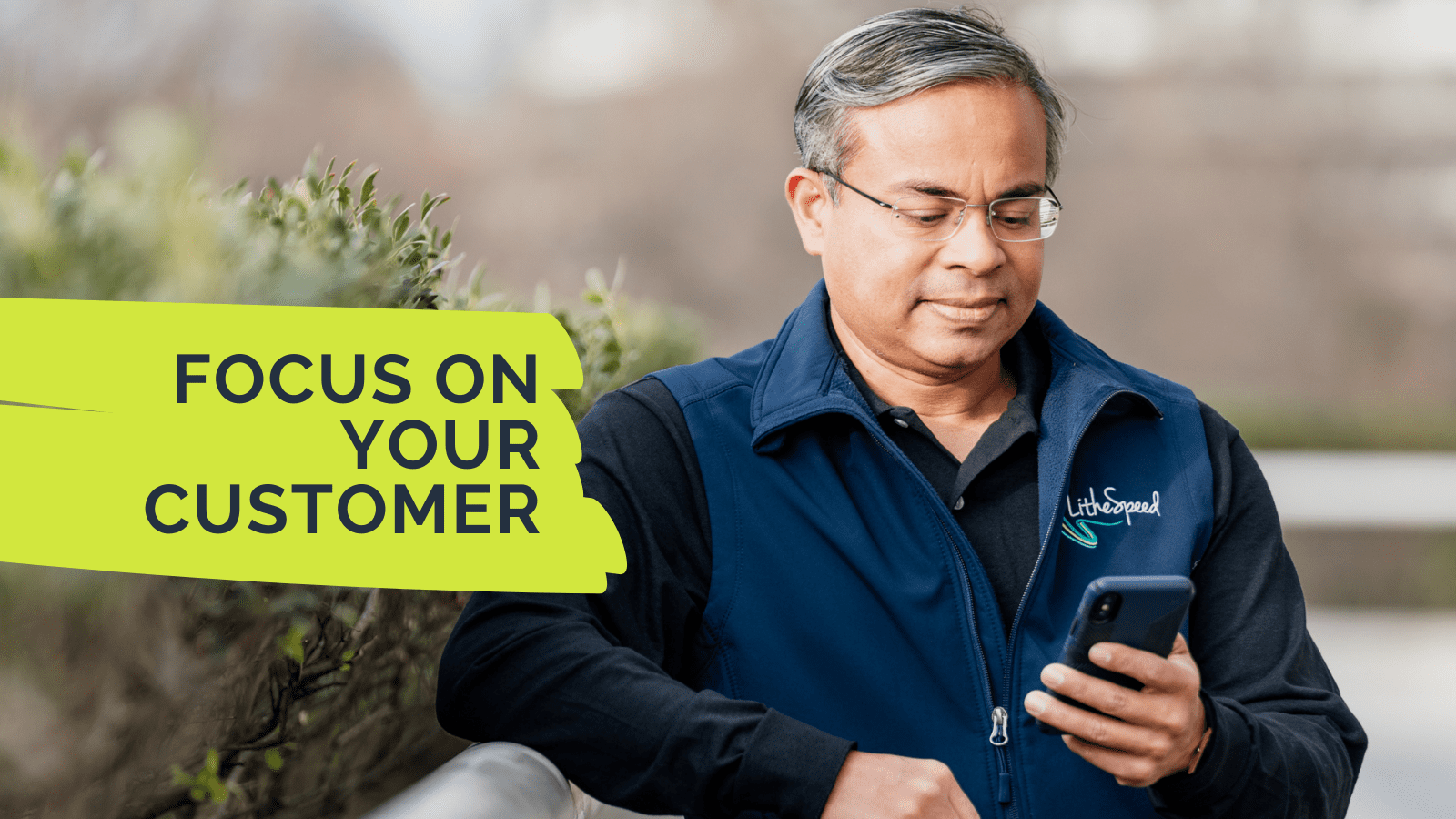 How to focus on your Customer
